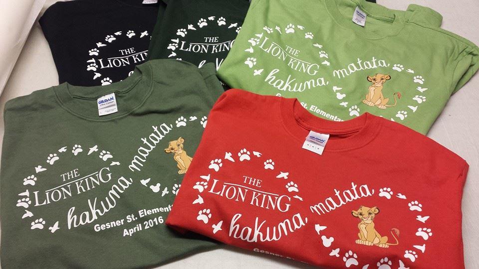Lion King T-Shirts 2