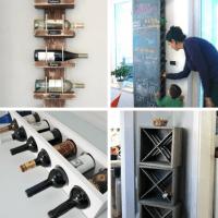 WINE RACK: Roundup of 24 awesome DIY wine racks, home ...