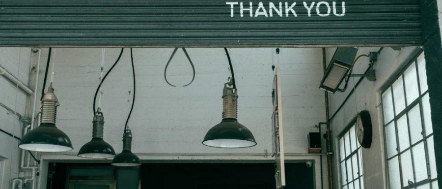 Industriële lampen als decorelement