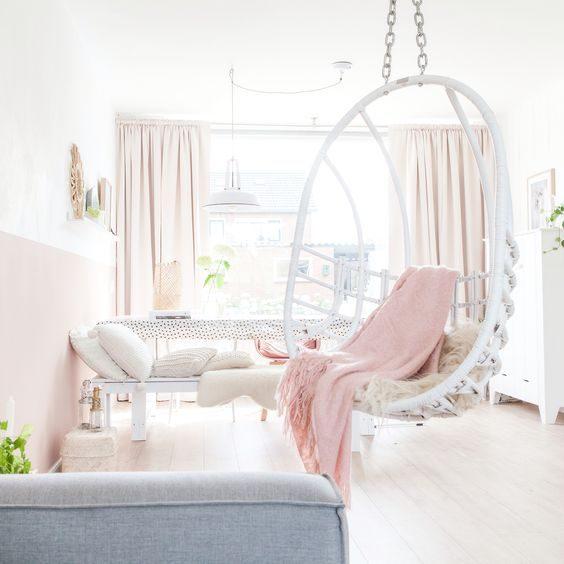 Woontrend Hangstoelen