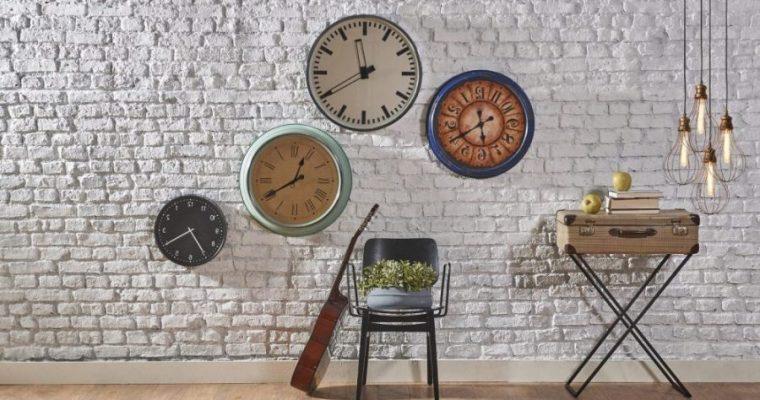 Breng design in je interieur met een klok!