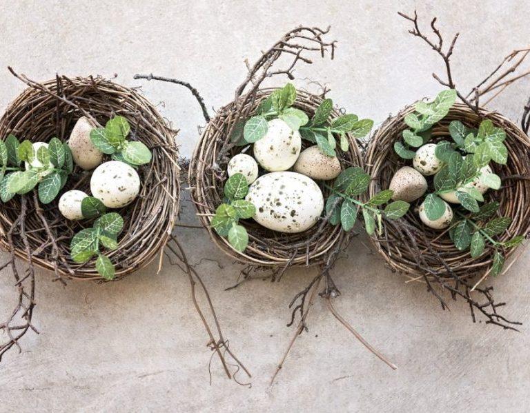Leuke manieren om je huis te versieren met Pasen