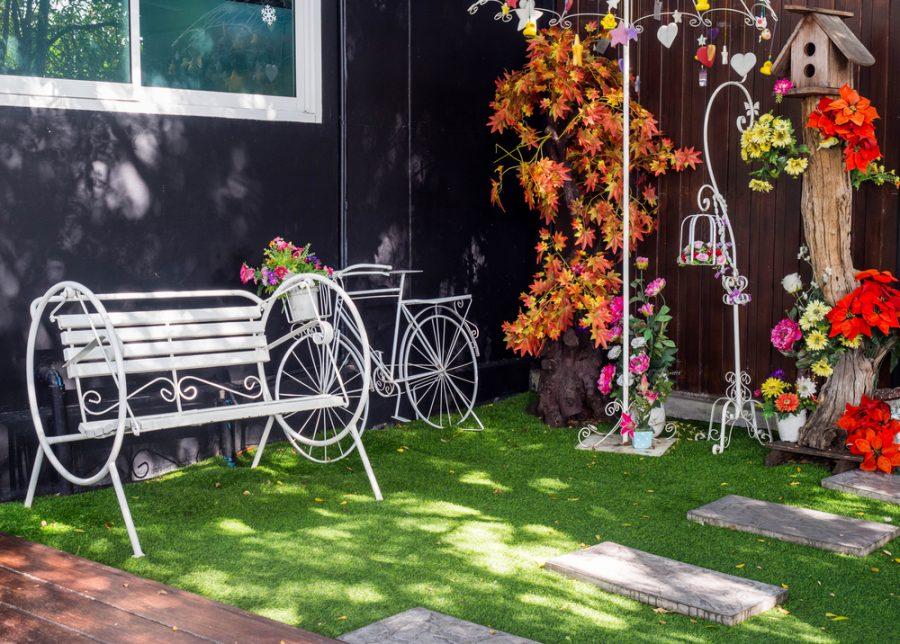 Kunstgras versus gewoon gras