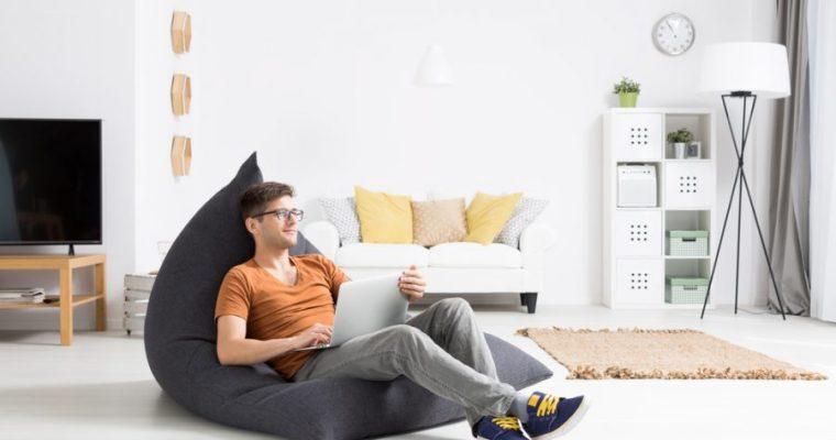 Zó geef je je woonkamer een make-over onder 100 euro!