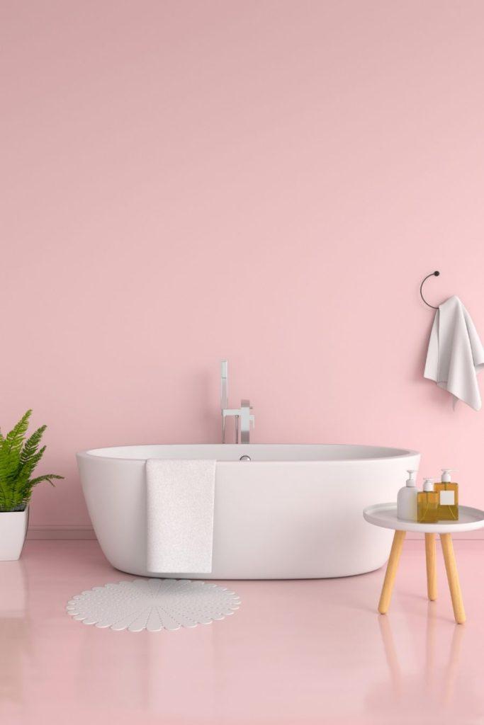 luxe badkamer op een budget