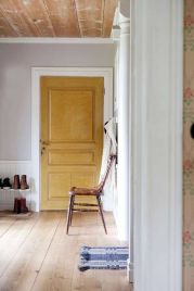 Yellow door pinterest