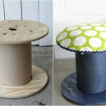 Electrical Spool Stools
