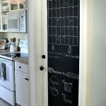 Chalk Paint Door