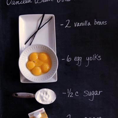 Vanilla Bean Pots de Creme