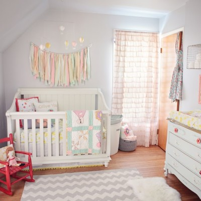 Olive's Hot Air Balloon Nursery