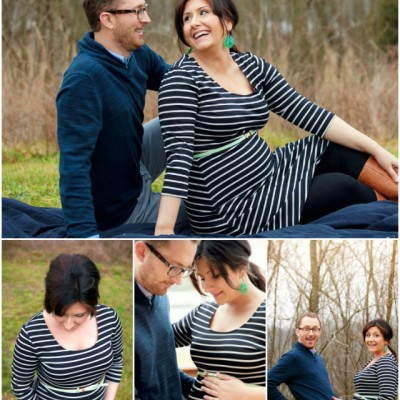 Bump Pics and My Baby Shower