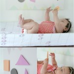 Foam Shapes Board for Baby
