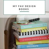 Favorite design books