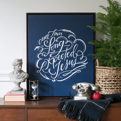 Lindsay Letters Holiday Collection