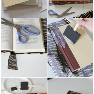 New Series & Fabric Covered Books