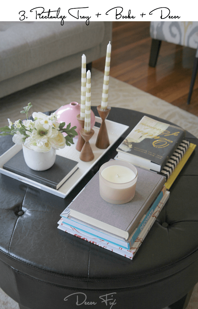 How to Style a Coffee Table | Decor Fix