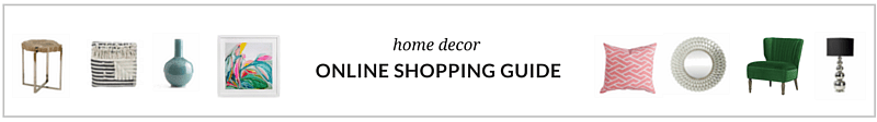 home decor online shopping guide