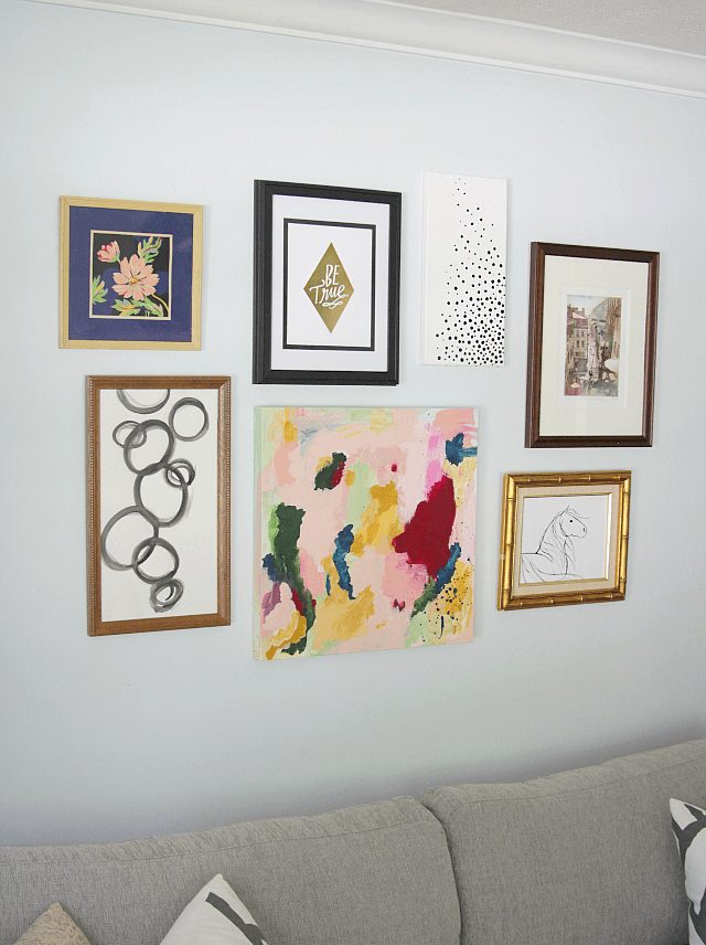 how to create a gallery wall 02
