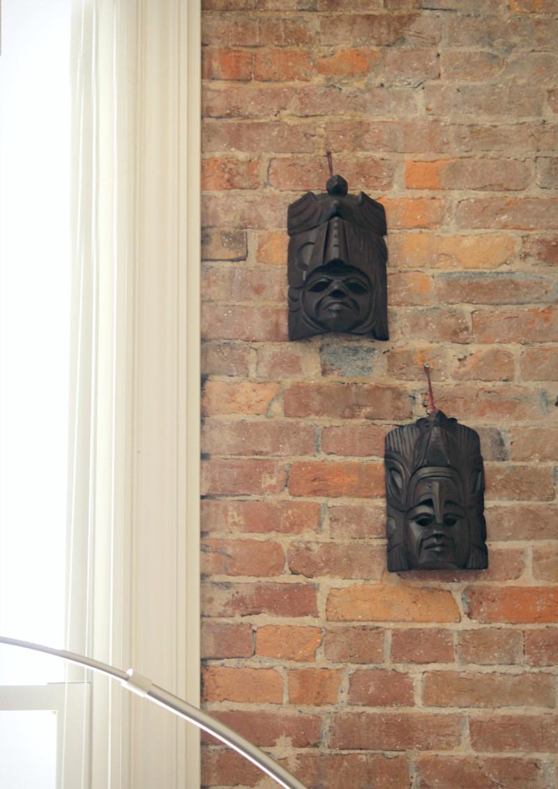 Moody & masculine historic loft   The Decor Fix