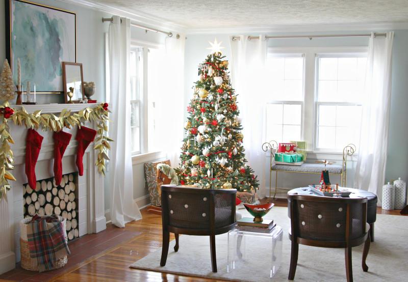 The Decor Fix Holiday Home Tour