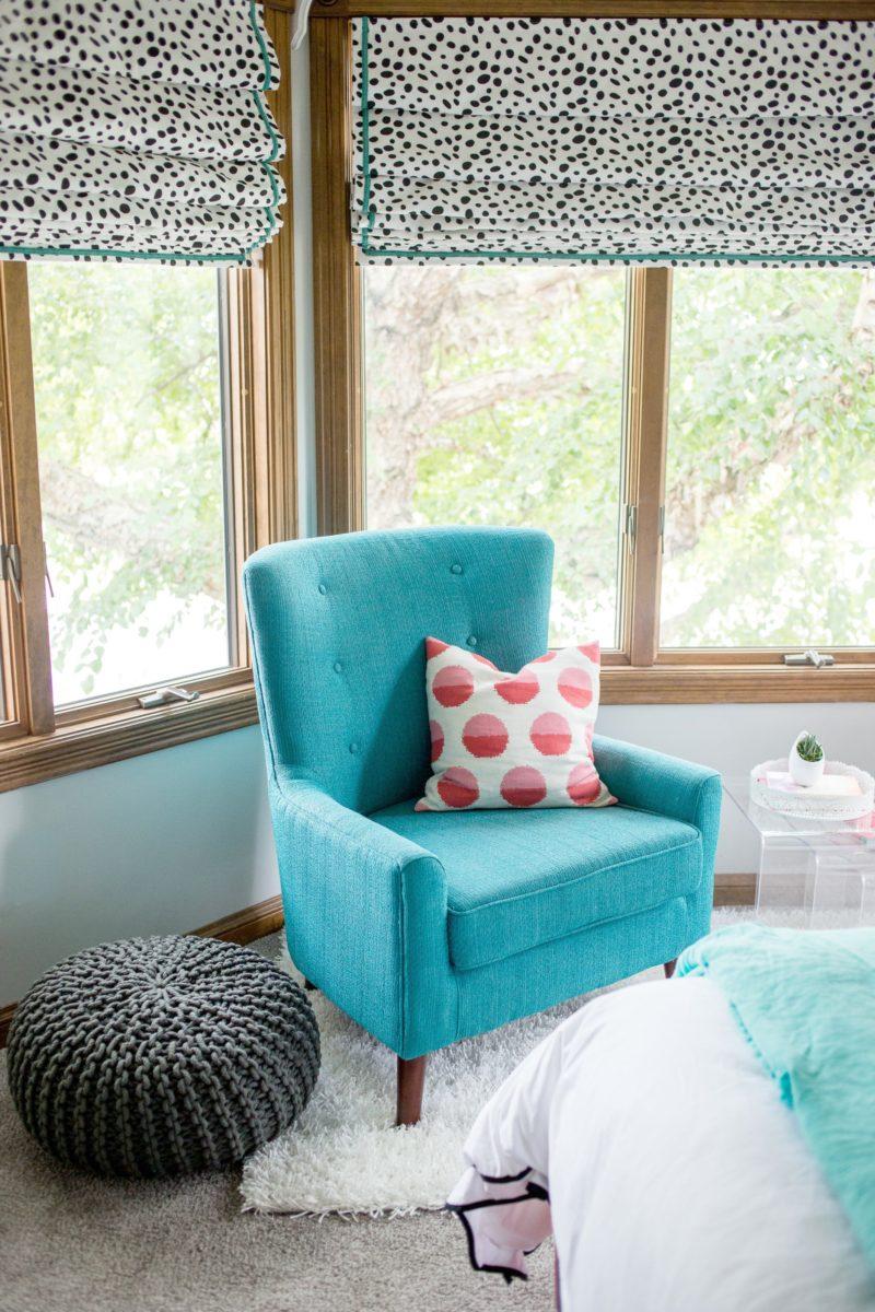 Teen bedroom makeover   The Decor Fix