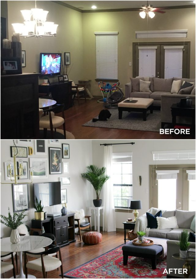 Houston Townhouse Makeover 03