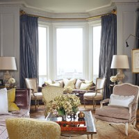 Purples, Lavenders, and Blues - The Decorologist