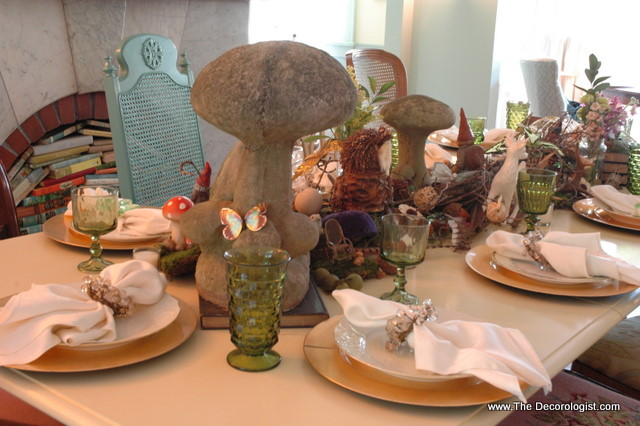 Tablescaping for Gnomes and Fairies  The Decorologist