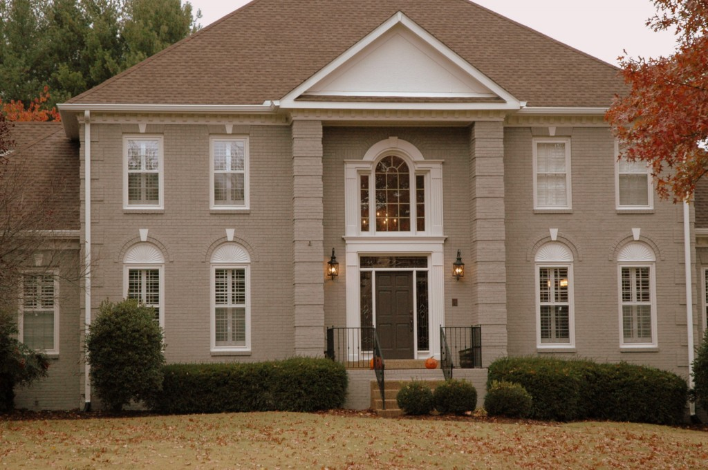 The RealLife Results of a Virtual Exterior Paint Color Consultation  The Decorologist
