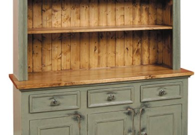 Country Furniture Hutch