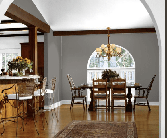 Why You Shouldn't Paint Your Dining Room Gray  The