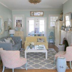 Living Room Couch And Loveseat Layout Blue Paint Colors For The Antidote To Sofa Combination Decorologist Designer Arrangement