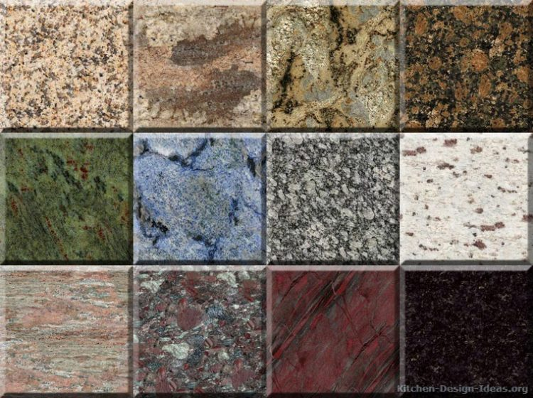 Best Granite Countertops For Cherry Cabinets