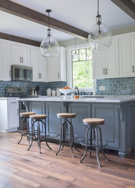 farmhouse kitchen island lights Overhead Lighting - You Need a Plan - The Decorologist