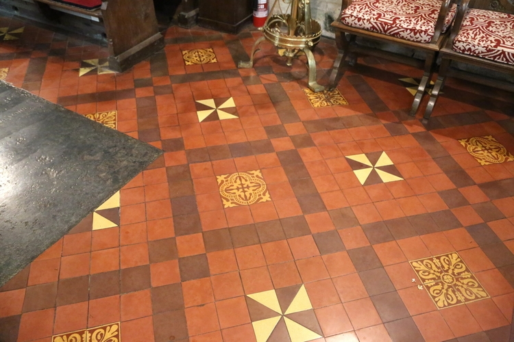 the myth of encaustic tile and the