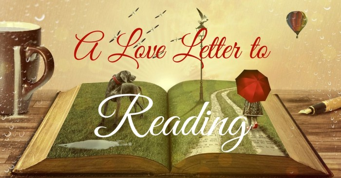 The 100 Books Challenge: A love letter to reading
