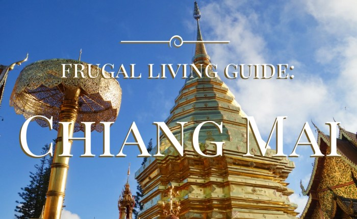 Cheap Chiang Mai: Frugal living guide and spending breakdown
