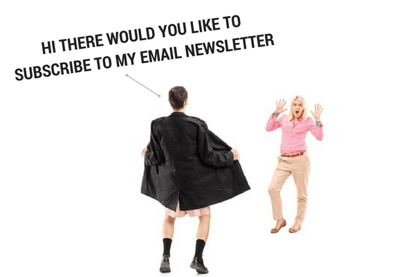 hello there would u like to subscribe to my email newsletter