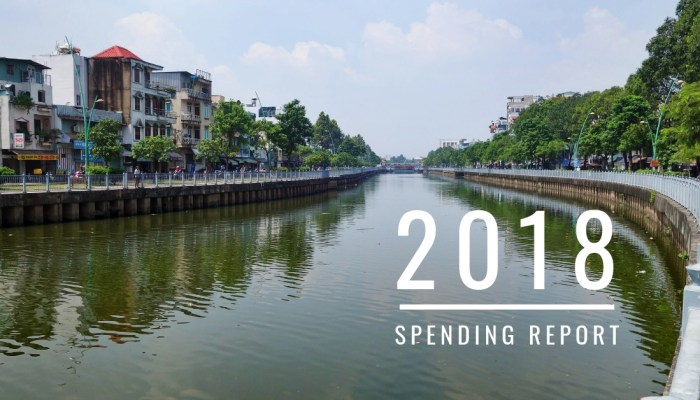 Living on $10,000 a year: Deep Dish 2018 spending report