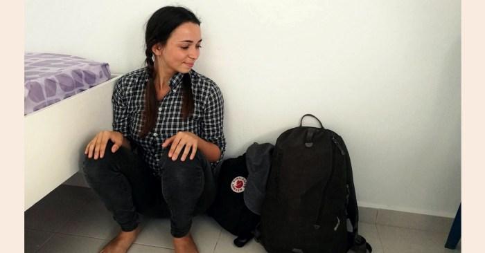 Minimalist packing list for women