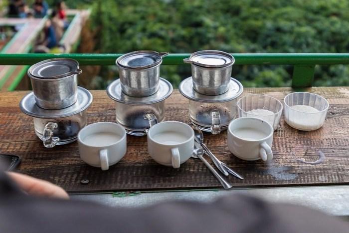 drip coffee in da nang