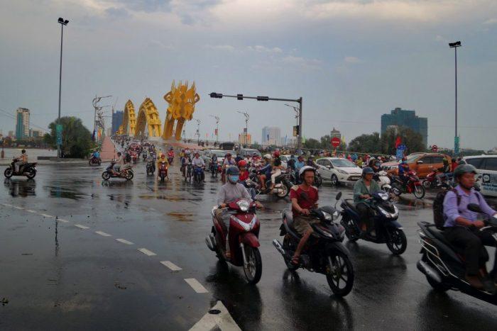 da nang traffic