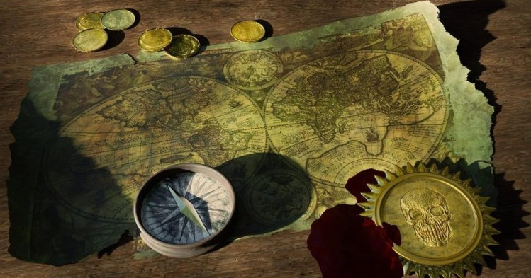 the optionality approach to getting lucky: dead ends, treasure chests, and bottomless pits