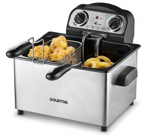 kitchener triple basket deep fryer hotel suites with kitchen commercial reviews top 10 best fryers in the world for those who are budget minded but want all perks of a then check out gourmia fry station this is powerful little