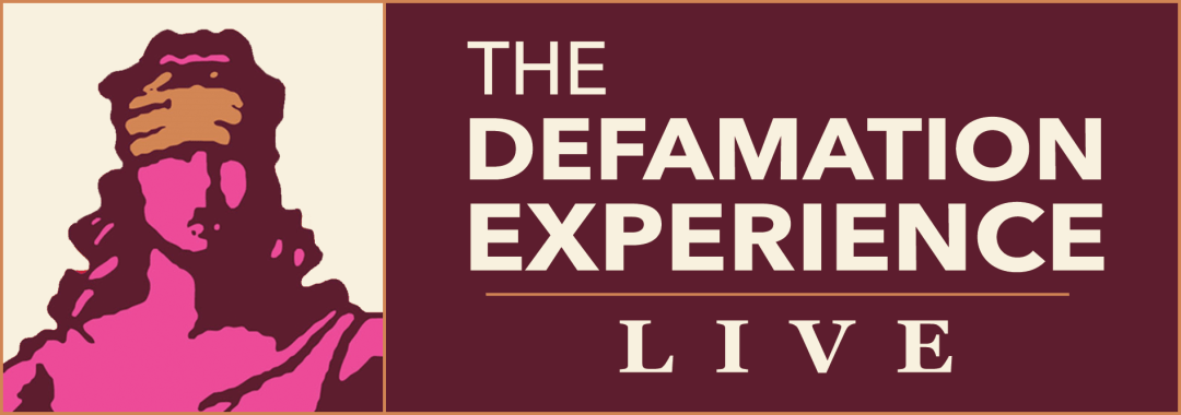 The Defamation Experience - LIVE
