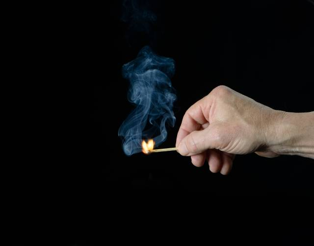Arson is considered a very serious crime under Nevada law.