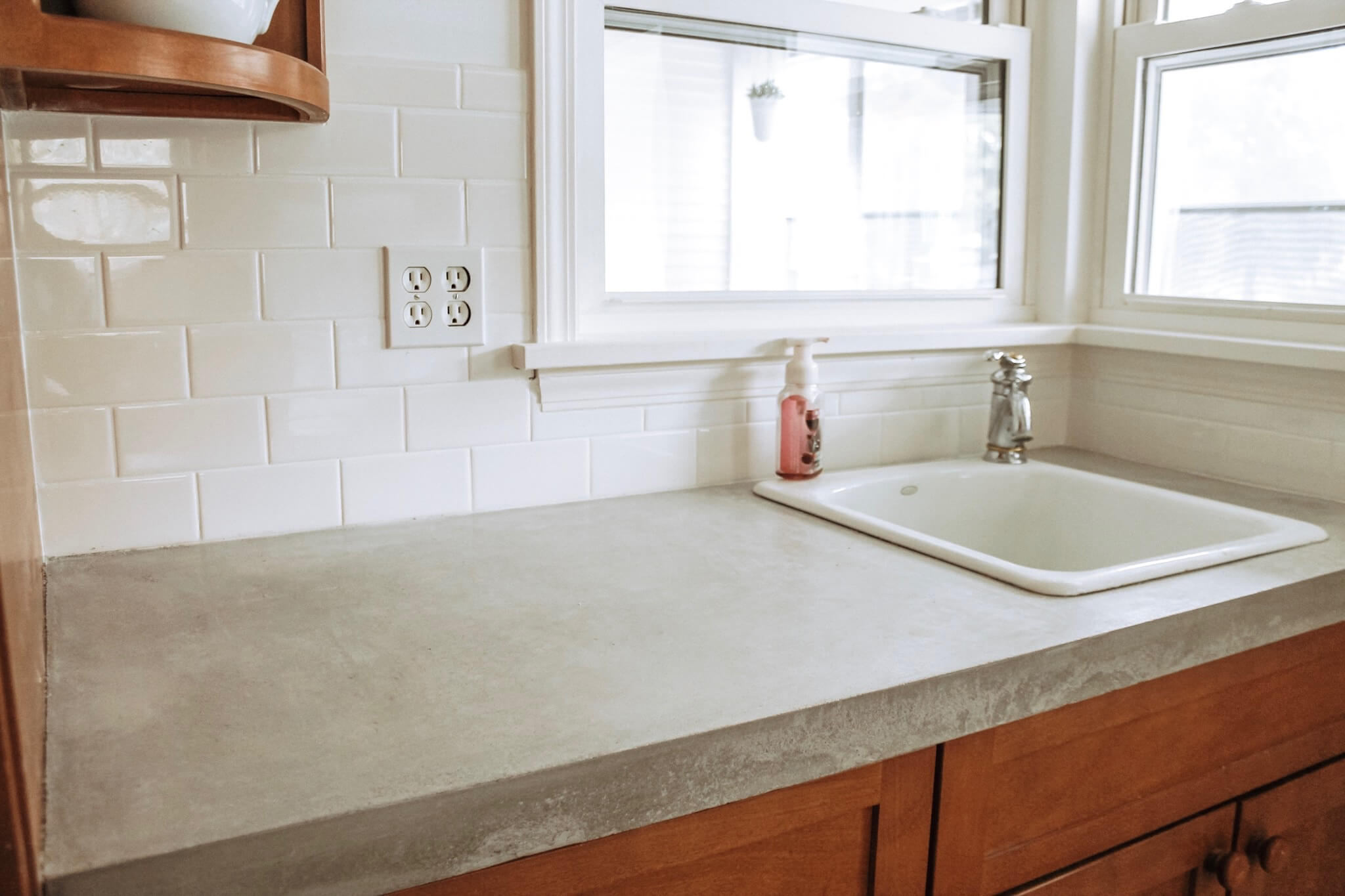 Kitchen Reno Part 1 Concrete Countertops With Zcounterforms The Definery Co