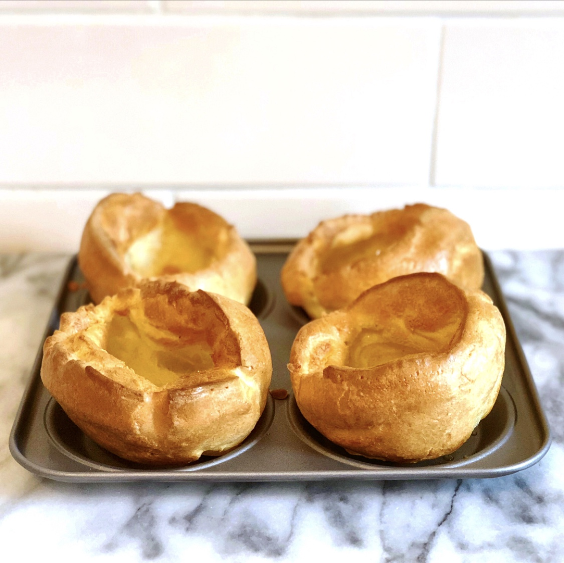 Perfect Every Time Yorkshire Puddings