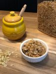 Honey and Almond Granola
