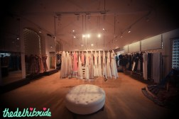 Anita Dongre bridal wear store